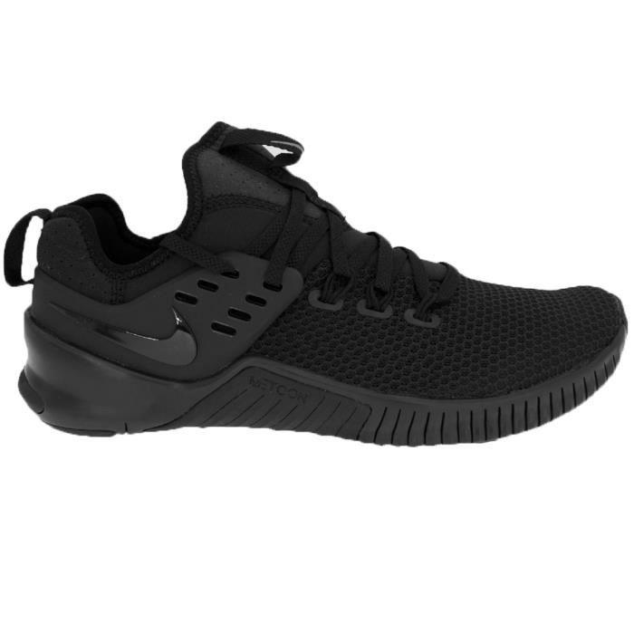 Baskets Nike Nike Free x Metcon AH8141-003 Noir Noir - Achat   Vente ... f9ee5c950