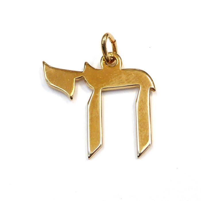 Symbole pendentif juif