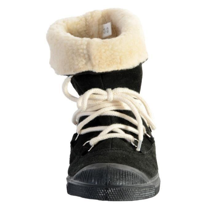 Boot Mountain Bensimon 812 Gris Fonce ambql