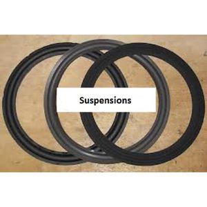 Pièce détachée Suspension caoutch. 205X181X151X135