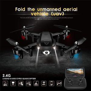 DRONE L103 5MP 1080P Grand Angle WIFI FPV HD Double Camé