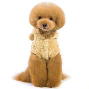 32aacaae53629 PANTALON - PYJAMA Chien vêtements ours oreilles vêtements pour anima