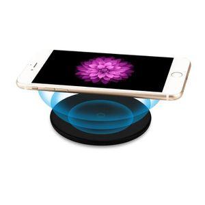 CHARGEUR TÉLÉPHONE 10W Qi Chargeur Sans Fil Universel Pour iPhone X 8