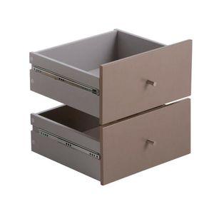 etagere cube avec tiroir achat vente pas cher. Black Bedroom Furniture Sets. Home Design Ideas