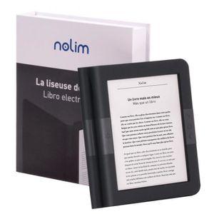 EBOOK - LISEUSE Liseuse Wifi NOLIM gris anthracite