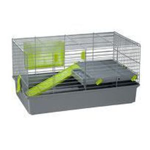 CAGE Cage Lapins 954 Gris