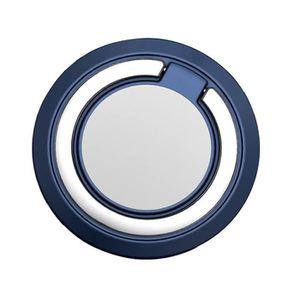 FIXATION - SUPPORT Support magnétique d'anneau de doigt de téléphone