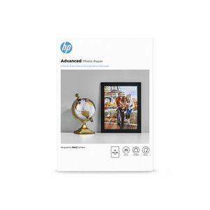 PAPIER PHOTO HP Papier photo Q5456A - 25 feuilles A4 - Pack de