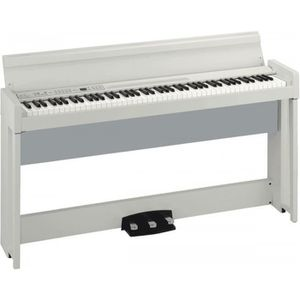 PIANO Korg C1-AIR-WH - Piano numérique blanc (+ stand)