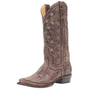 BOTTE Pita Western Boot WYJ8Y Taille-38
