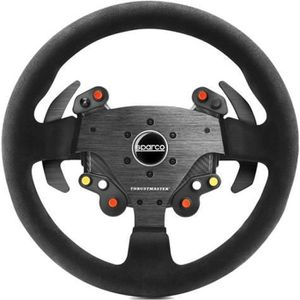JOYSTICK - MANETTE ThrustMaster Rally Wheel Add-on Sparco R383 Mod Vo