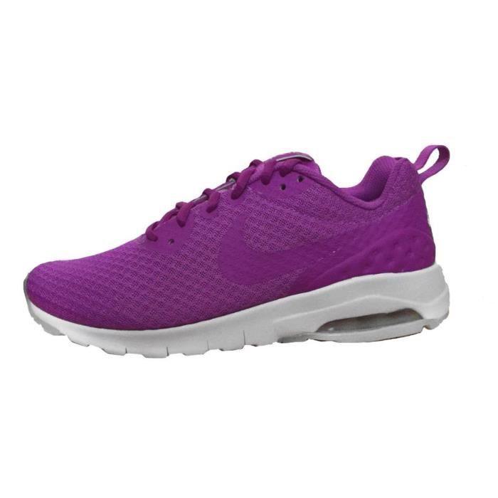 Baskets de running Air Max 16 de coloris violet avec tige en mesh aéré.CHAUSSURES DE RUNNING - CHAUSSURES D'ATHLETISME