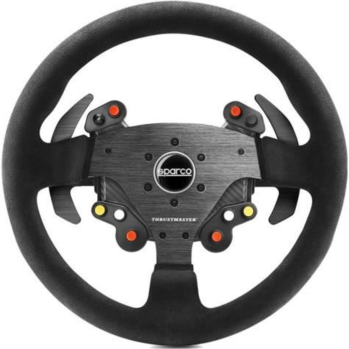 THRUSTMASTER Volant PC Rally Wheel Add-on Sparco R383 Mod - Microsoft Xbox One - Sony PlayStation 4