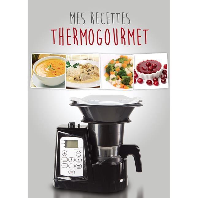 Recettes inratables au robot cuiseur larousse - Livre de recette pour robot multifonction cuiseur ...