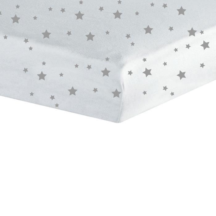 TROIS KILOS SEPT Drap housse - 60x120 cm