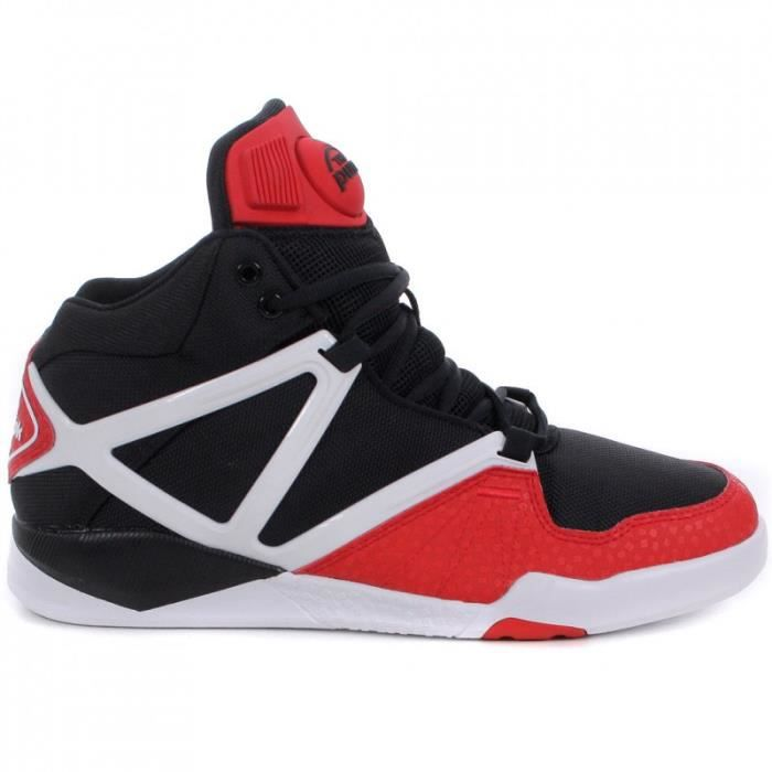 554fc5e9bd260 Basket Reebok Pump Omni Lite Hls... Noir Noir - Achat   Vente basket ...