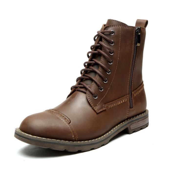 Martin Bottes Hommes Femmes Sport Tenir Chaussures chaudes yLNhu2