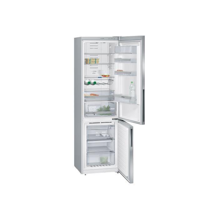 Siemens iQ500 KG39NXI33 Réfrigérateur-congélateur pose libre ...