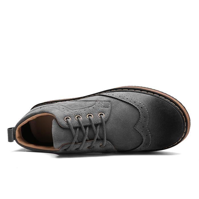 Sneakers gris Respirant Doux Lger Nouvelle Couleur Noir 2017 Sneaker Confortable jaune De Taille Suprieure Plus Homme Hhx306 Durable Chaussure 8TwRIqP