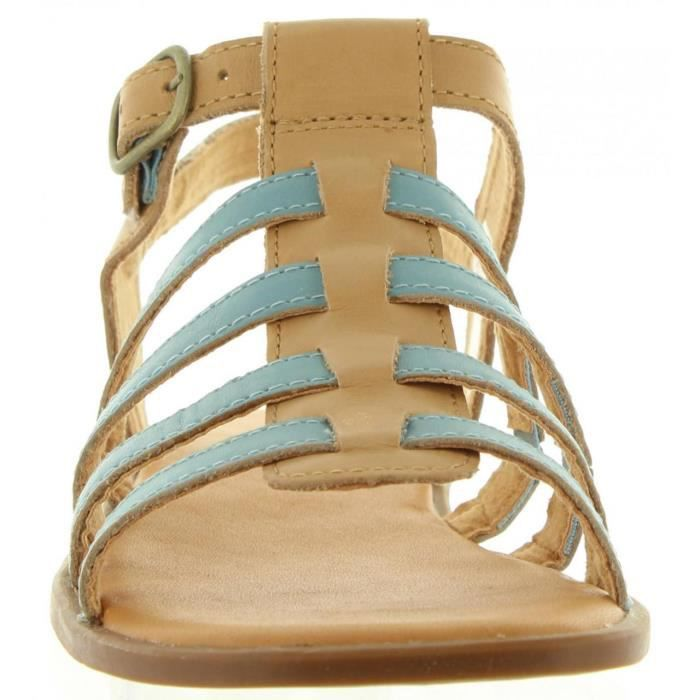 Sandales pour Fille TIMBERLAND CA1G65 GIRLS STONE BLUE XqzT4xw