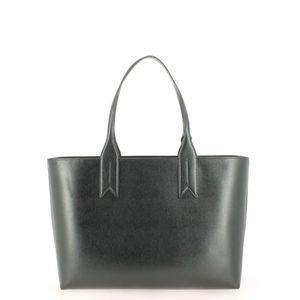 8aa619c846 ... SAC SHOPPING Sac Cabas Emporio Armani Logos Noir. ‹›