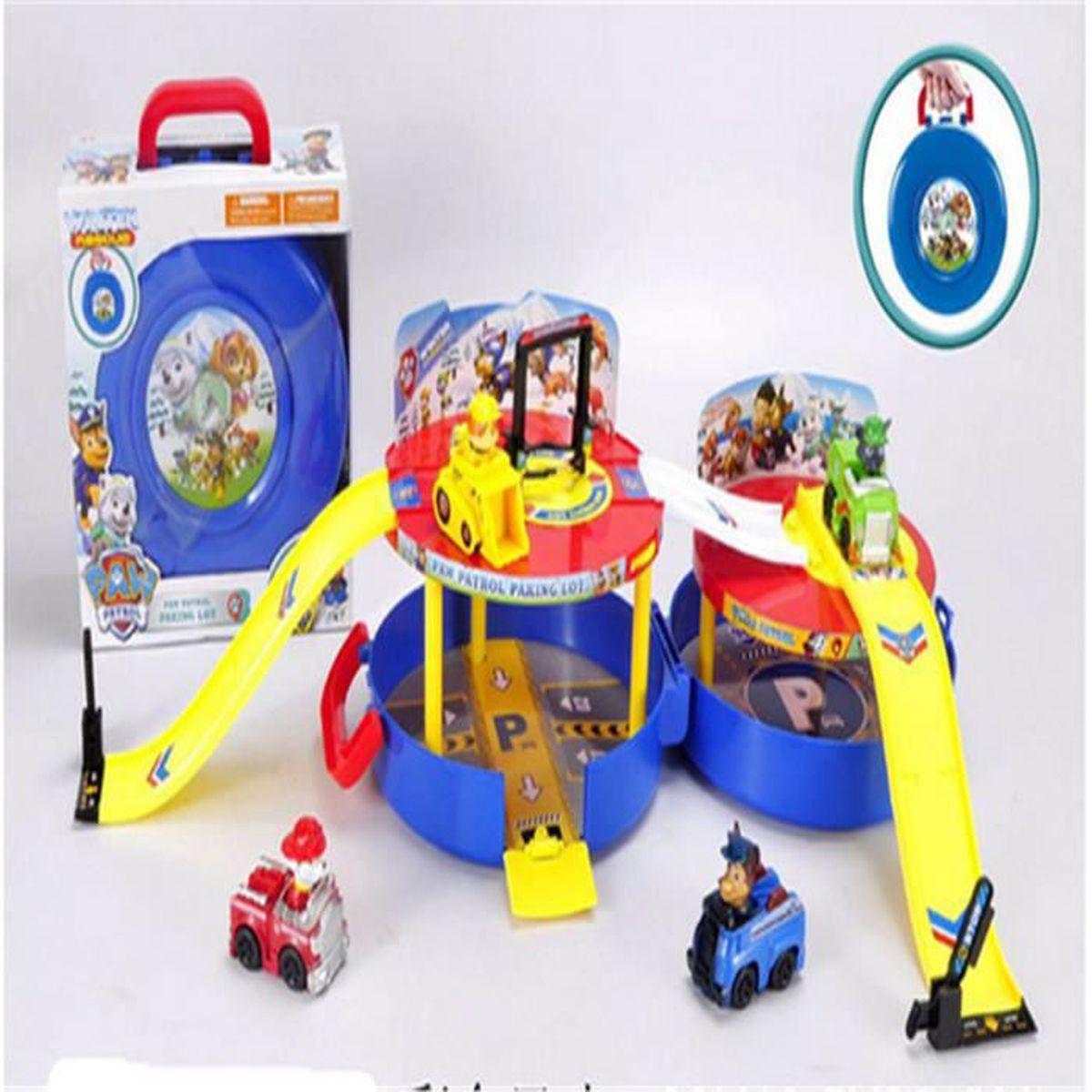 garage pat patrouille achat vente jeux et jouets pas chers. Black Bedroom Furniture Sets. Home Design Ideas