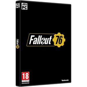 JEU PC NOUVEAUTÉ Fallout 76 Jeu PC