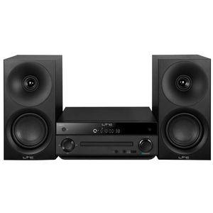 LTC AUDIO CDM101-BL Micro syst?me avec tuner AM/FM - Lecteur Cd et Bluetooth - 2 X 20w