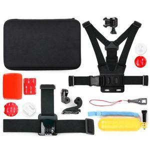 PACK CAMERA SPORT Mallette + pack de 12 accessoires complet pour PNJ