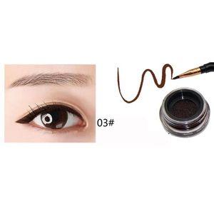 PIÈCE BEAUTÉ BIEN-ÊTRE Feather Pen Ink Bottle Cushion Eyeliner Liquid Eye