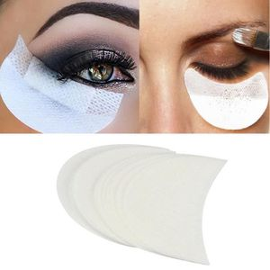 FAUX CILS Nail 10 Pcs Eye Shadow Shields Patches Cils Pad So