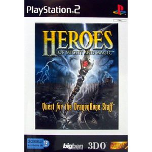 JEU PS2 Heroes of Might and Magic