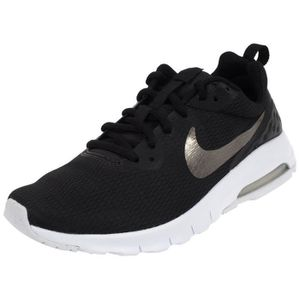 huge selection of a2cb8 b24df NIKE AIR MAX MOTION LW PREM 861537 005 RUNNING HOMME Noir Noir - Achat    Vente