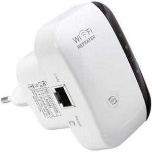 POINT D'ACCÈS NEUFU 300Mbps Wifi Répéteur Amplificateur Sans Fil