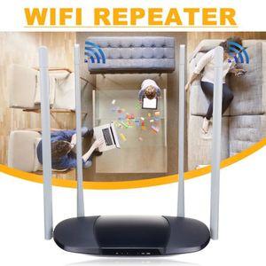 MODEM - ROUTEUR Répéteur wi-fi Haute Vitesse 100 M fibre 300 Mbps
