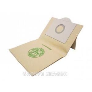 SAC ASPIRATEUR Sachet de sacs papier vorace pour aspirateur RO…