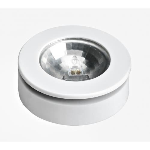 spot s1200 et s307 base pour montage saillie blanc. Black Bedroom Furniture Sets. Home Design Ideas