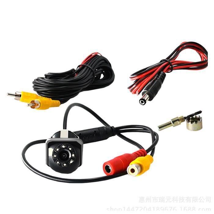 Voiture de sauvegarde automatique étanche Vue arrière Stationnement arrière LED Night Vision Camera HD-LLL011658001