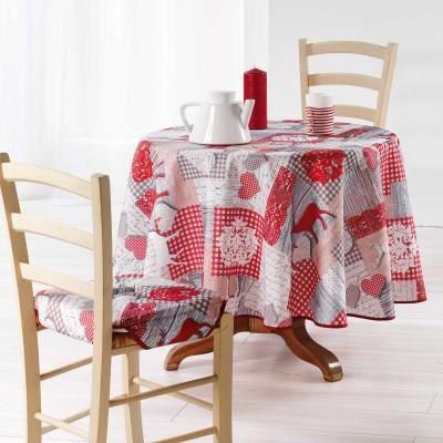 nappe galette de chaise achat vente nappe galette de chaise pas cher soldes d s le 10. Black Bedroom Furniture Sets. Home Design Ideas