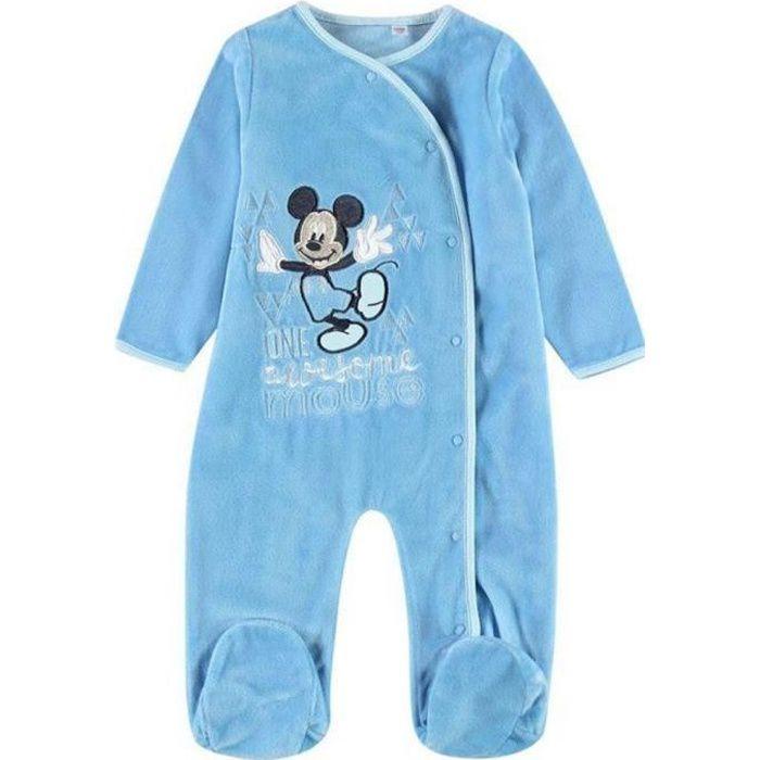 cac41365b26d5 Pyjama velours naissance - Achat   Vente pas cher