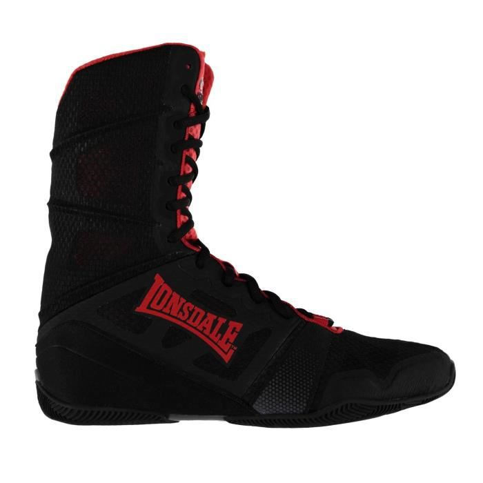 online retailer 4948d 64625 Lonsdale Homme Boxing Bottes Chaussures