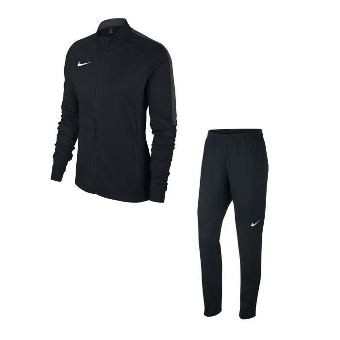 site réputé 44cb7 6cd94 Survêtement Nike Academy 16 pour Femme NOIR - Achat / Vente ...