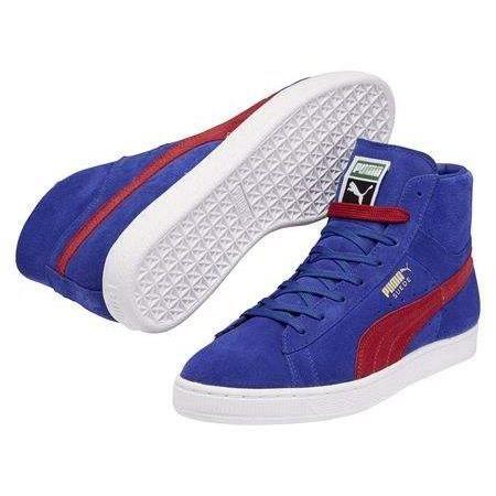 Puma Suede montante 42 Achat Vente basket 2009950472552