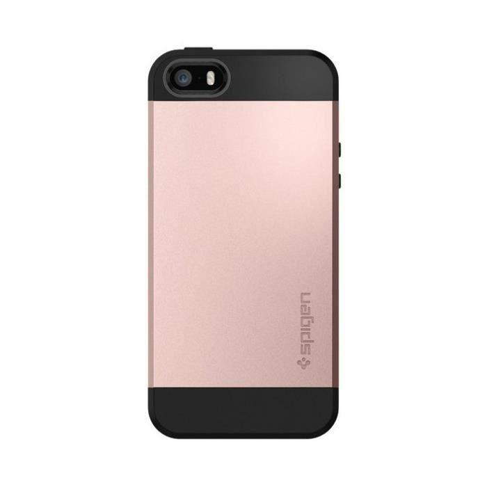 iphone 5 coque rose gold