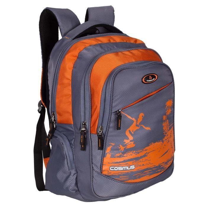 sac à dos décontracté léger pour homme - sac à dos duniversité pour styliste ernest - sac à dos en polyester 29l ZKRIG