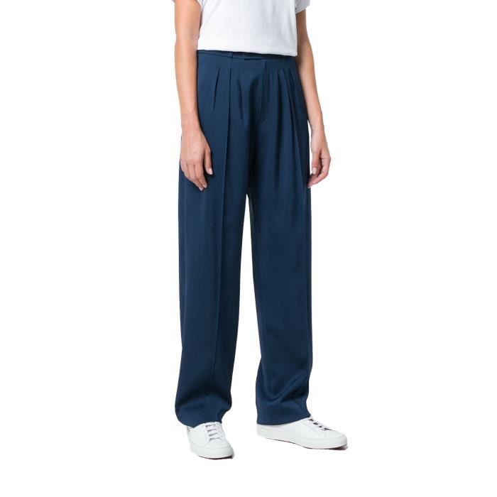 GOLDEN GOOSE G32WP016A2 BLEU VISCOSE