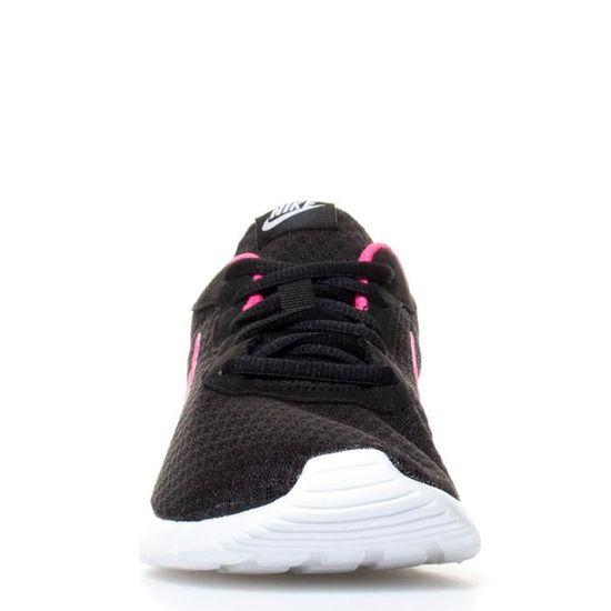Nike - Chaussures Tanjun noir, rose Gs / Blanc Blanc - Achat / Gs Vente basket e30609