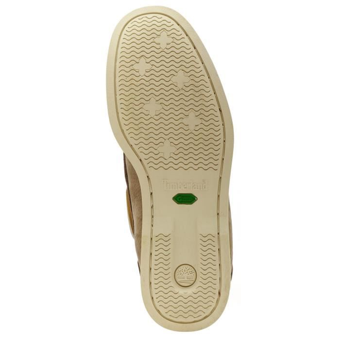 Chaussures Timberland Earthkeepers Heritage 2-Eye Boat Chaussures en Beige 6366A [UK 11.5EU 46] 5dEisnF9Th