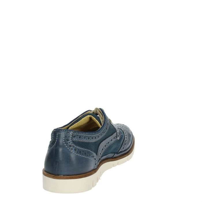 Trivict Petite Sneakers Homme Bleu, 40