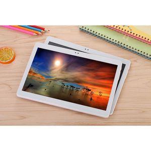 TABLETTE TACTILE 10,1 pouces HD Dual SIM Caméra 3G Quad Core Tablet